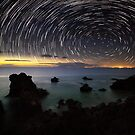 Guiding Star - Maui by Michael Treloar