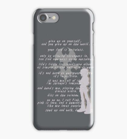 Joshua Kiryu iPhone Case/Skin