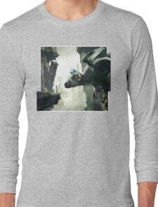The Last Guardian V.2 Long Sleeve T-Shirt