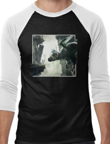 The Last Guardian V.2 Men's Baseball ¾ T-Shirt