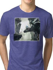 The Last Guardian V.2 Tri-blend T-Shirt