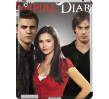 The Vampire Diaries Cover iPad Case/Skin