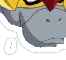 Nova the super cow of the sea Sticker