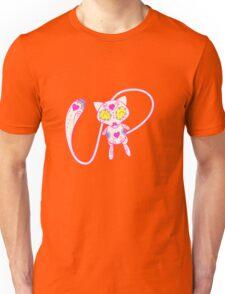 Mew Popmuerto | Pokemon & Day of The Dead Mashup Unisex T-Shirt