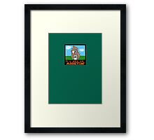 Miscreants: That's MY Coffee! Framed Print