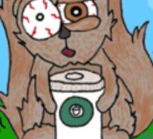 Miscreants: That's MY Coffee! Sticker