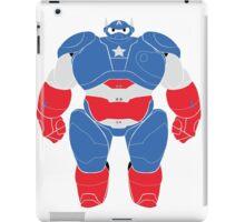 Baymax (Captain America Armored) iPad Case/Skin