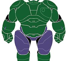 Baymax (Hulk Armored) by Ztw1217