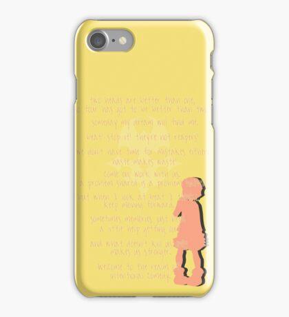 Rhyme iPhone Case/Skin