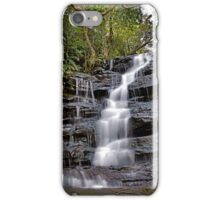 Somersby Top Falls Revisited - Brisbane Water National Park iPhone Case/Skin