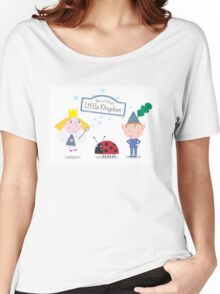 Ben and Holly's Little Kingdom Women's Relaxed Fit T-Shirt