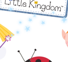 Ben and Holly's Little Kingdom Sticker