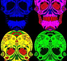 Sugar Skulls by Bethany-Bailey