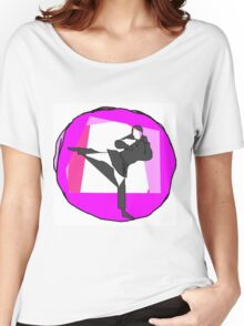 karate Women's Relaxed Fit T-Shirt
