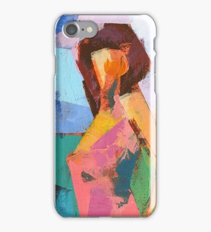Elena iPhone Case/Skin
