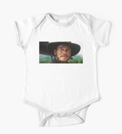 The Magnificent Cowboy One Piece - Short Sleeve