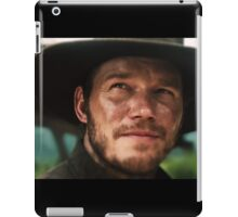 The Magnificent Cowboy iPad Case/Skin