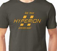 Hyperion Heroism Unisex T-Shirt