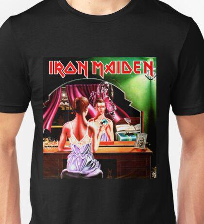 IRON MAIDEN MIRROR BARA Unisex T-Shirt