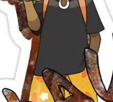 Hau + Malasadas Sticker