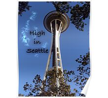 High in Seattle Poster