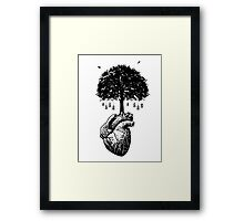 SUMMER Lovin' Framed Print