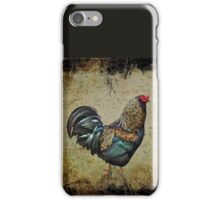 Lord Of The Roost iPhone Case/Skin