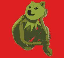 Kermit the Froge by shakespearedude