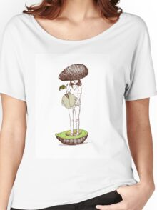 Avocado  Women's Relaxed Fit T-Shirt
