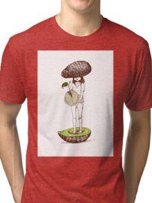 Avocado  Tri-blend T-Shirt