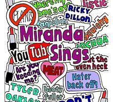 Miranda Sings by Felisha Okay
