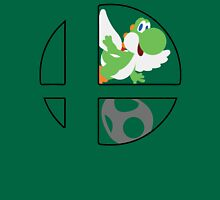 Smash with Yoshi! Unisex T-Shirt