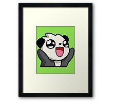 Roohappy Framed Print