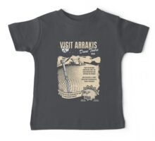 Visit Arrakis Baby Tee