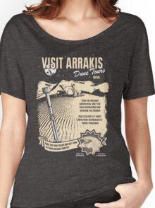 Visit Arrakis Women's Relaxed Fit T-Shirt
