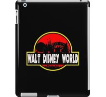Walt Disney World (Jurassic Park) iPad Case/Skin
