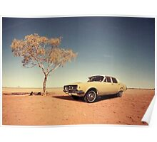 Outback Road Trippin' in the HD Poster