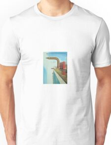 Crooked Politics Unisex T-Shirt