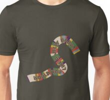 Doctor Who - Scarf Some Jelly Babies Unisex T-Shirt