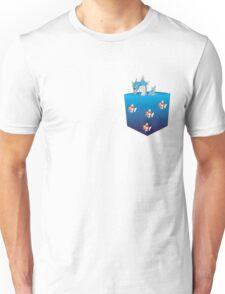 Gyarados&Magikarp pokemon Unisex T-Shirt