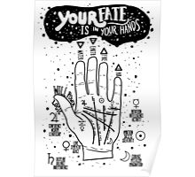 Your fate is in your hands Poster