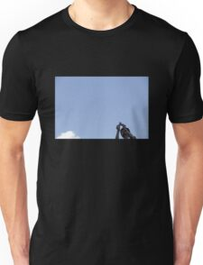 man from japan in the sky Unisex T-Shirt