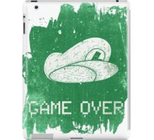 Game Over Luigi iPad Case/Skin
