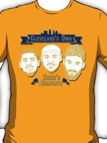 CLE's 3 Company T-Shirt
