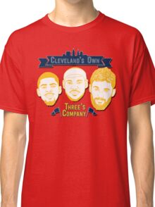 CLE's 3 Company Classic T-Shirt
