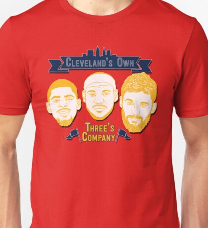 CLE's 3 Company Unisex T-Shirt