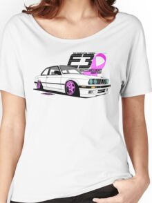 E30 - Beauty and a Beast Women's Relaxed Fit T-Shirt