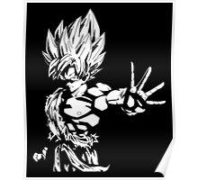Son Goku SSJ Poster