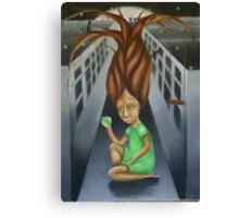 elemental children-earth Canvas Print