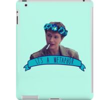 augustus waters - metaphor iPad Case/Skin